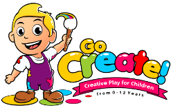 Go Create! Art & Crafts, Messy Play,Baby Photography / Kids Parties